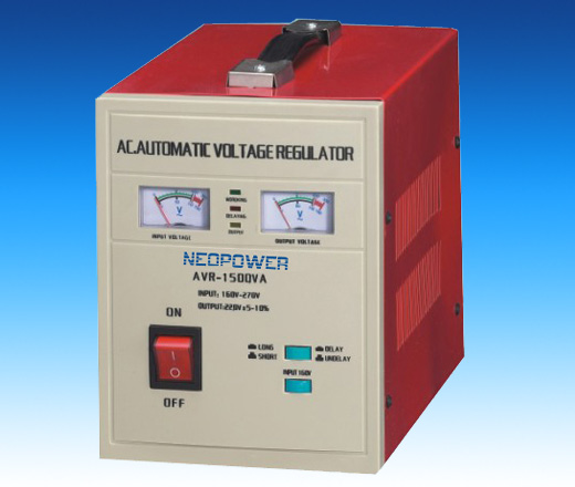 Electronic Voltage Stabilizer(AVR series)