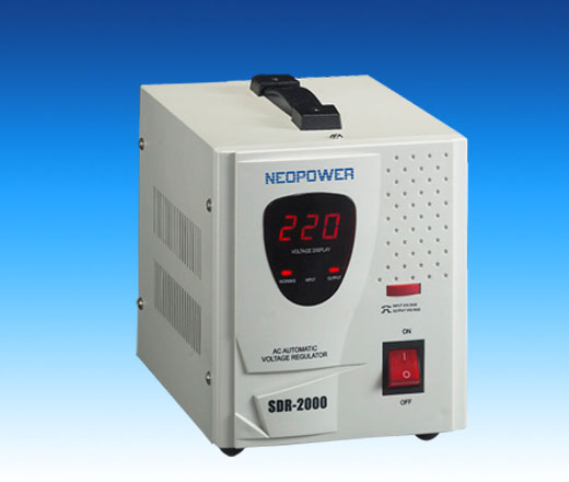 2KVA Automatic Voltage Regulator for home