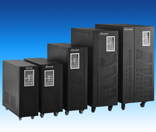 Single Phase Transformer Based UPS